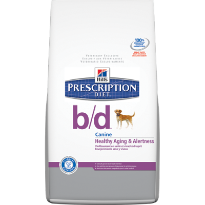 Hills canine bd dry