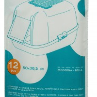 Magic Clear Cat Litter Liners 12pk