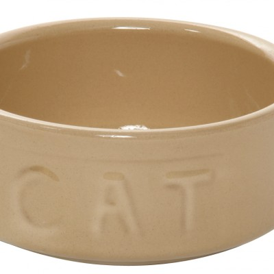 Mason Cash Bowl Cat Cane