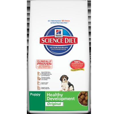 Puppy Healthy Development Original
