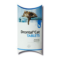 Drontal All Wormer for Cats