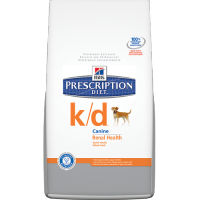 hills canine kd dry