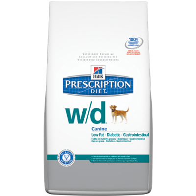 hills canine wd dry