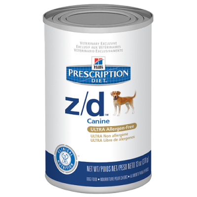 hills canine zd ultra can