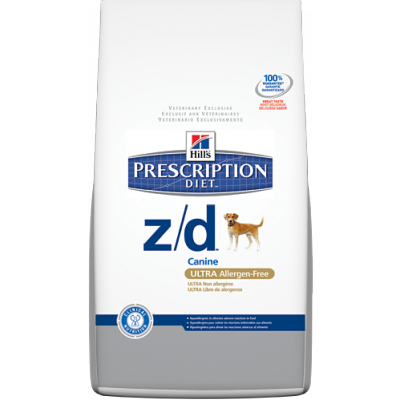 hills canine zd ultra dry