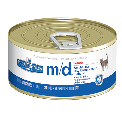 Md Cat Food Diabetic