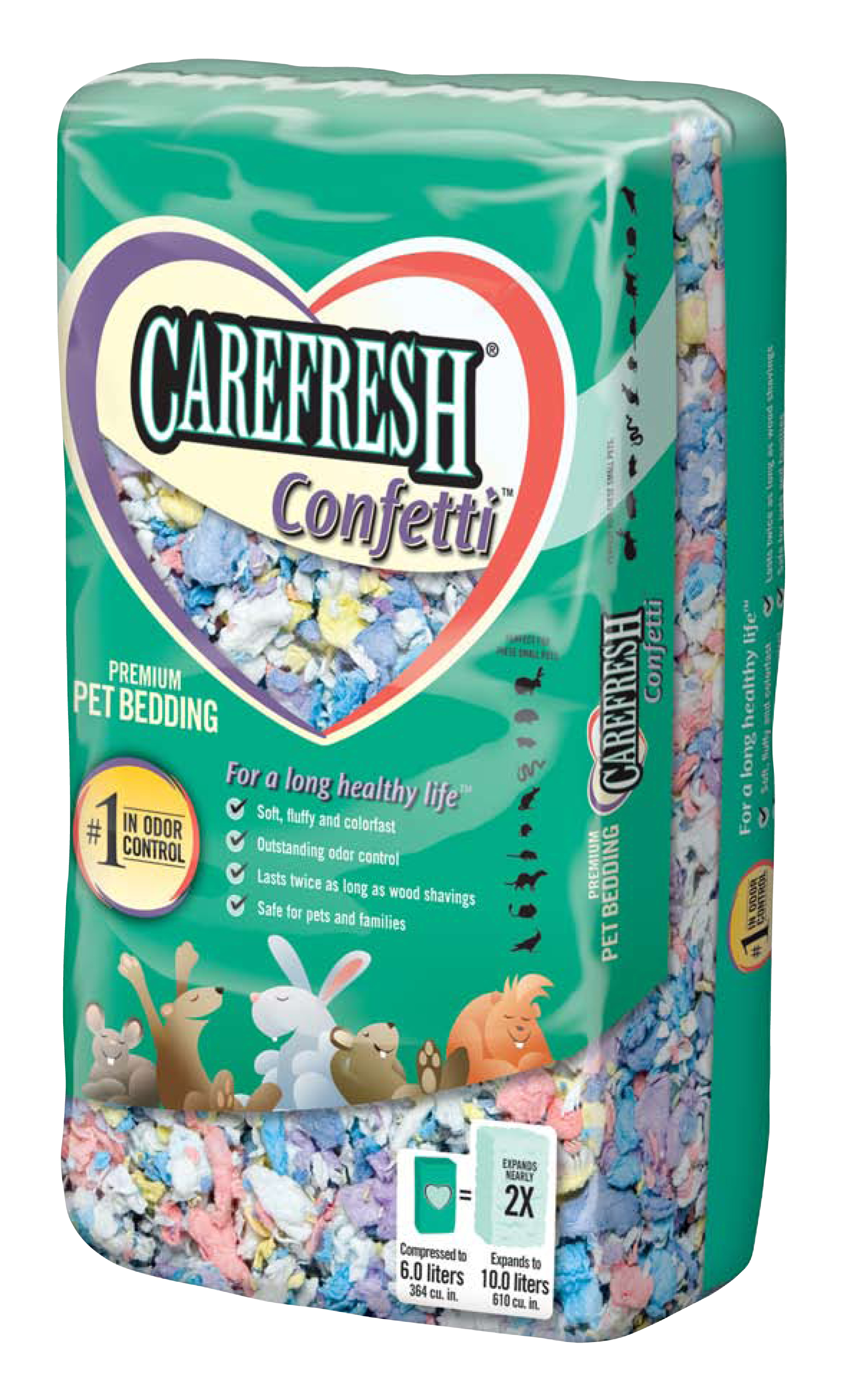 bedding home shop at from carefresh en for image pets animal bed