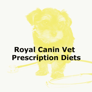 Royal Canin Vet Prescription Diets