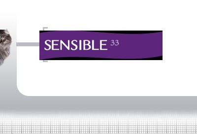 sensible
