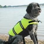 Doggy Life Jacket - Yellow